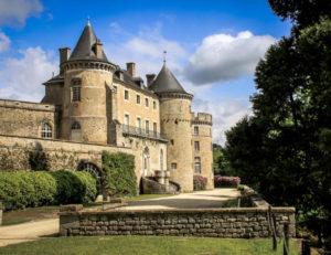 Morvan : 1000 ans d'Histoire au château de Chastellux-sur-Cure