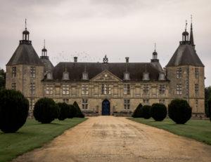 Paysages et patrimoine bourguignons : Château de Sully (21)