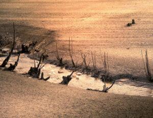 Ambiances Morvandelles : Lac de Pannecière en hiver