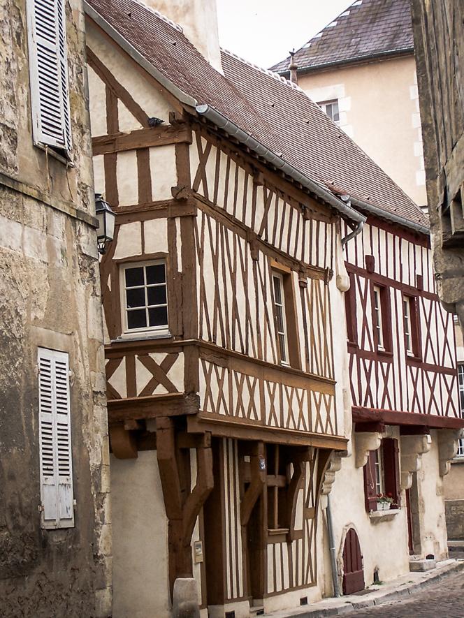 Avallon : Centre médiéval (4)