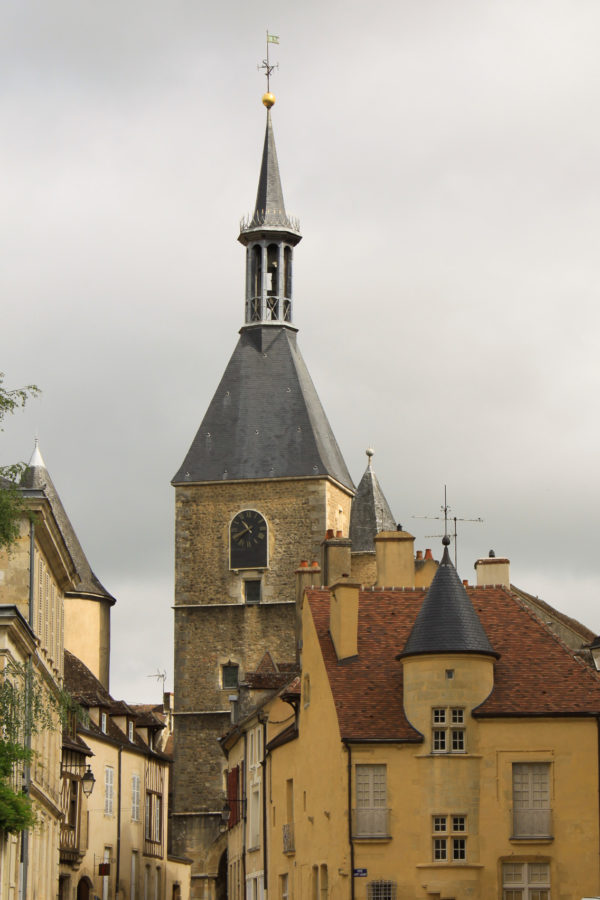 Avallon : Centre médiéval