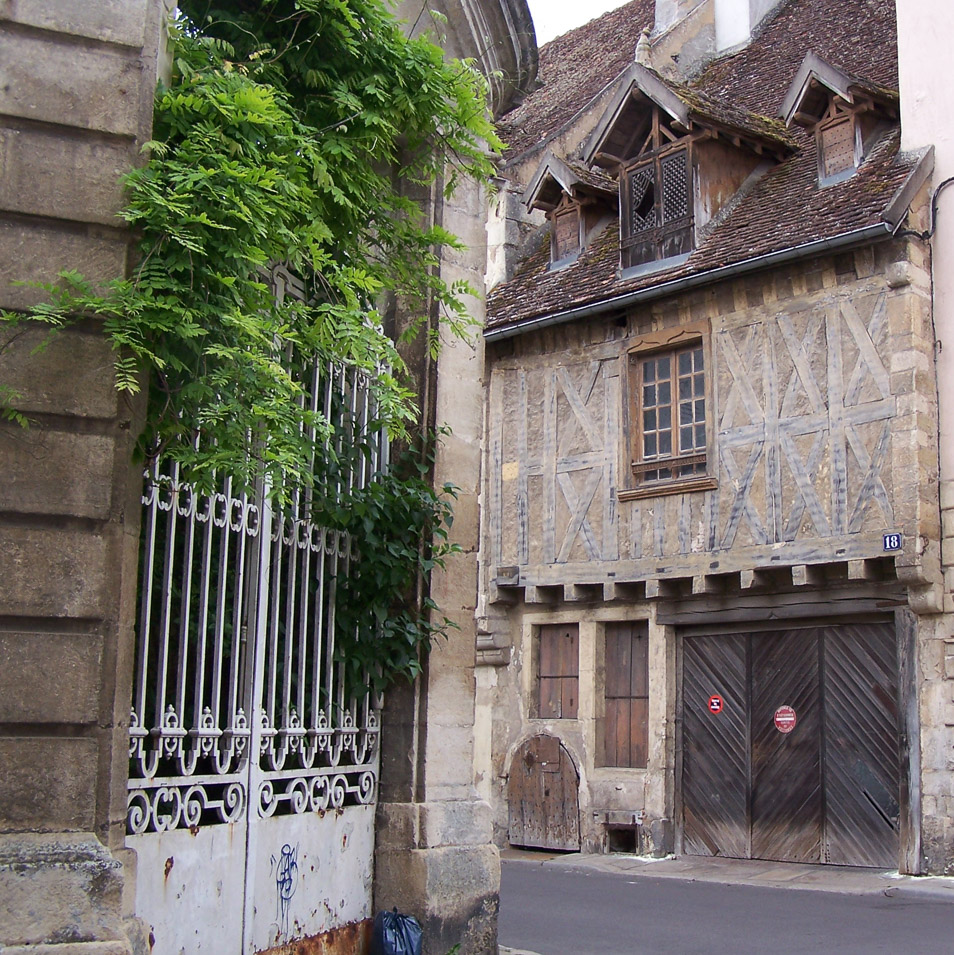 Avallon : Centre médiéval (8)