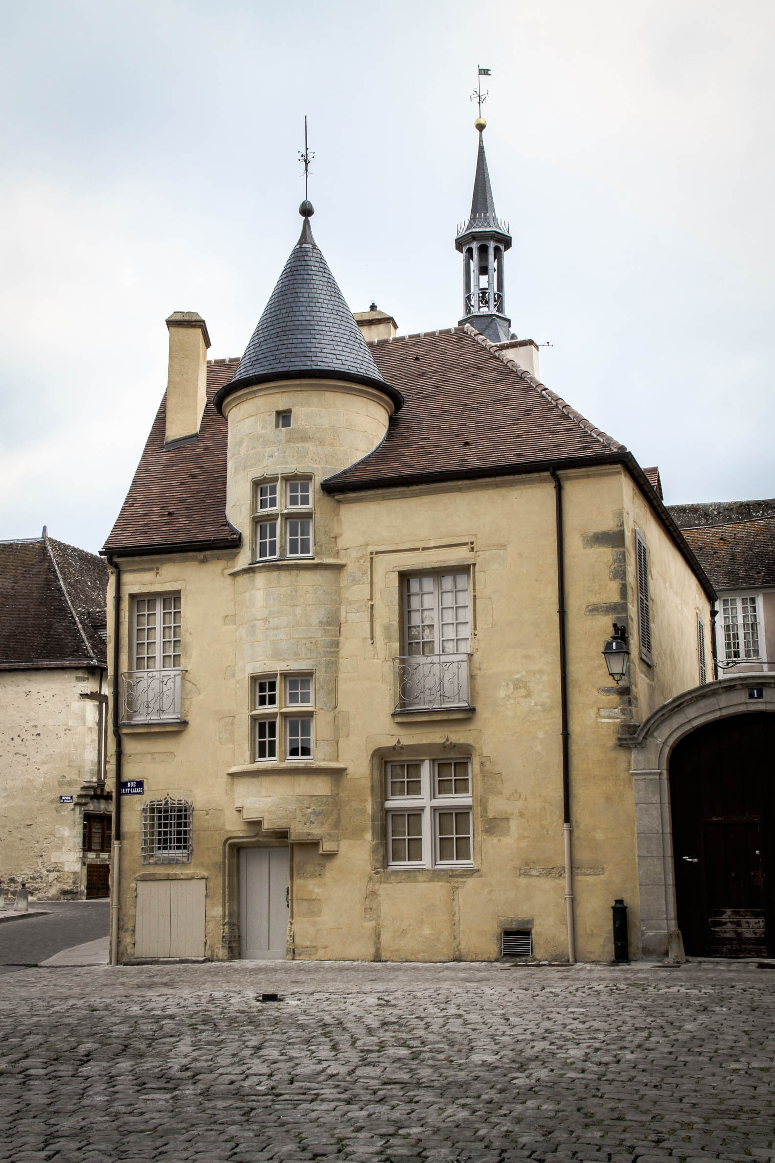 Avallon : Centre médiéval (6)