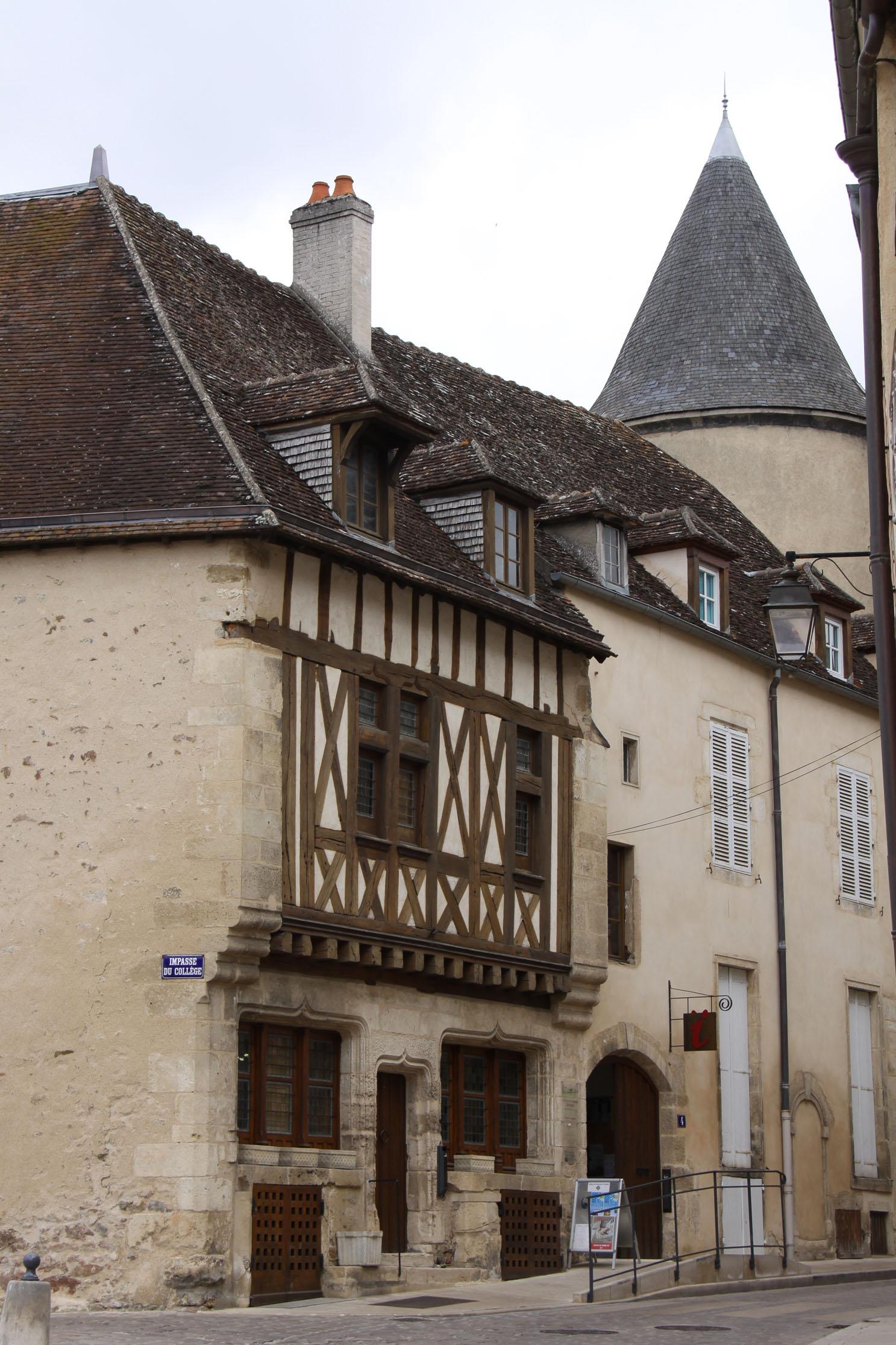 Avallon : Centre médiéval (5)