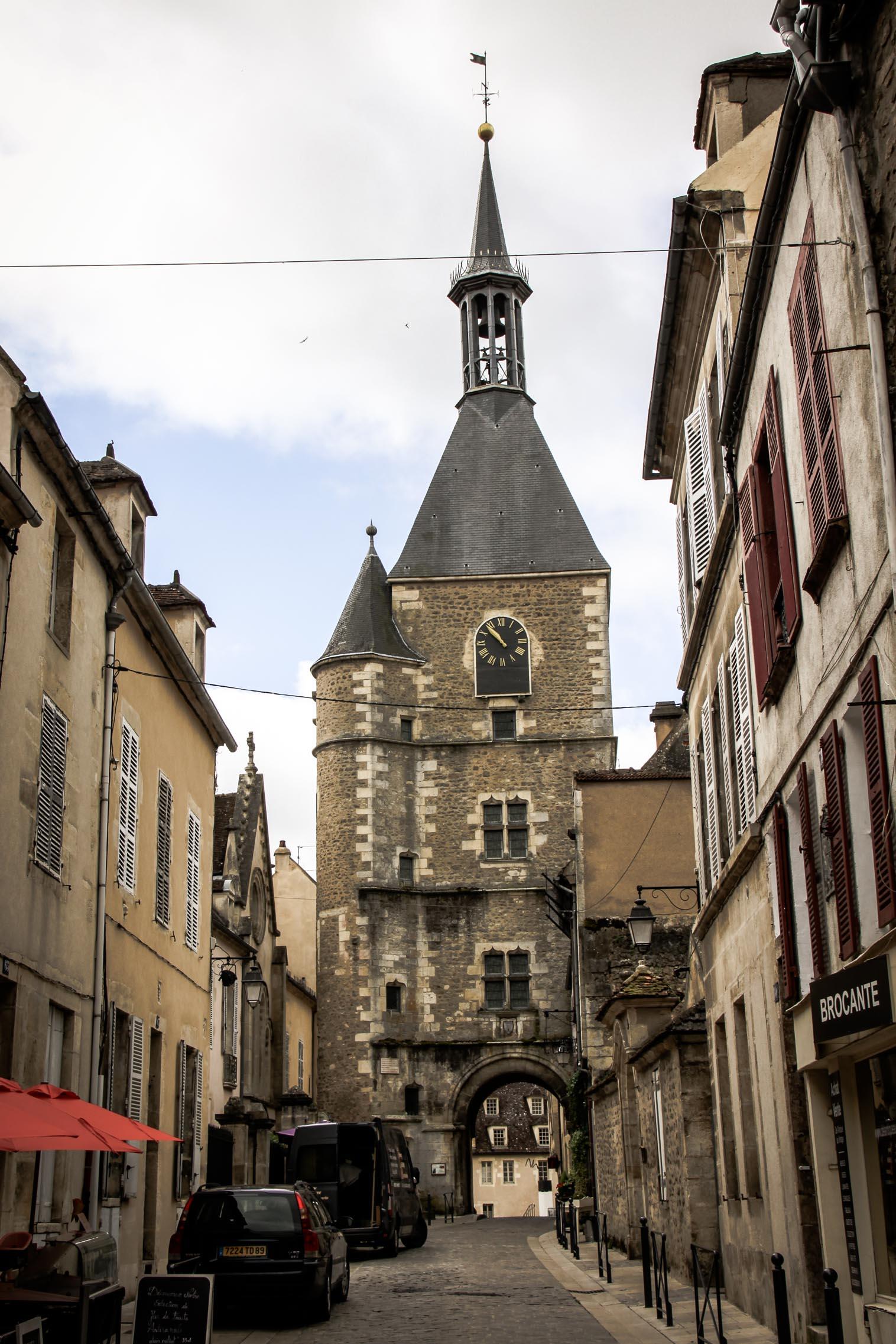 Avallon : Centre médiéval (2)