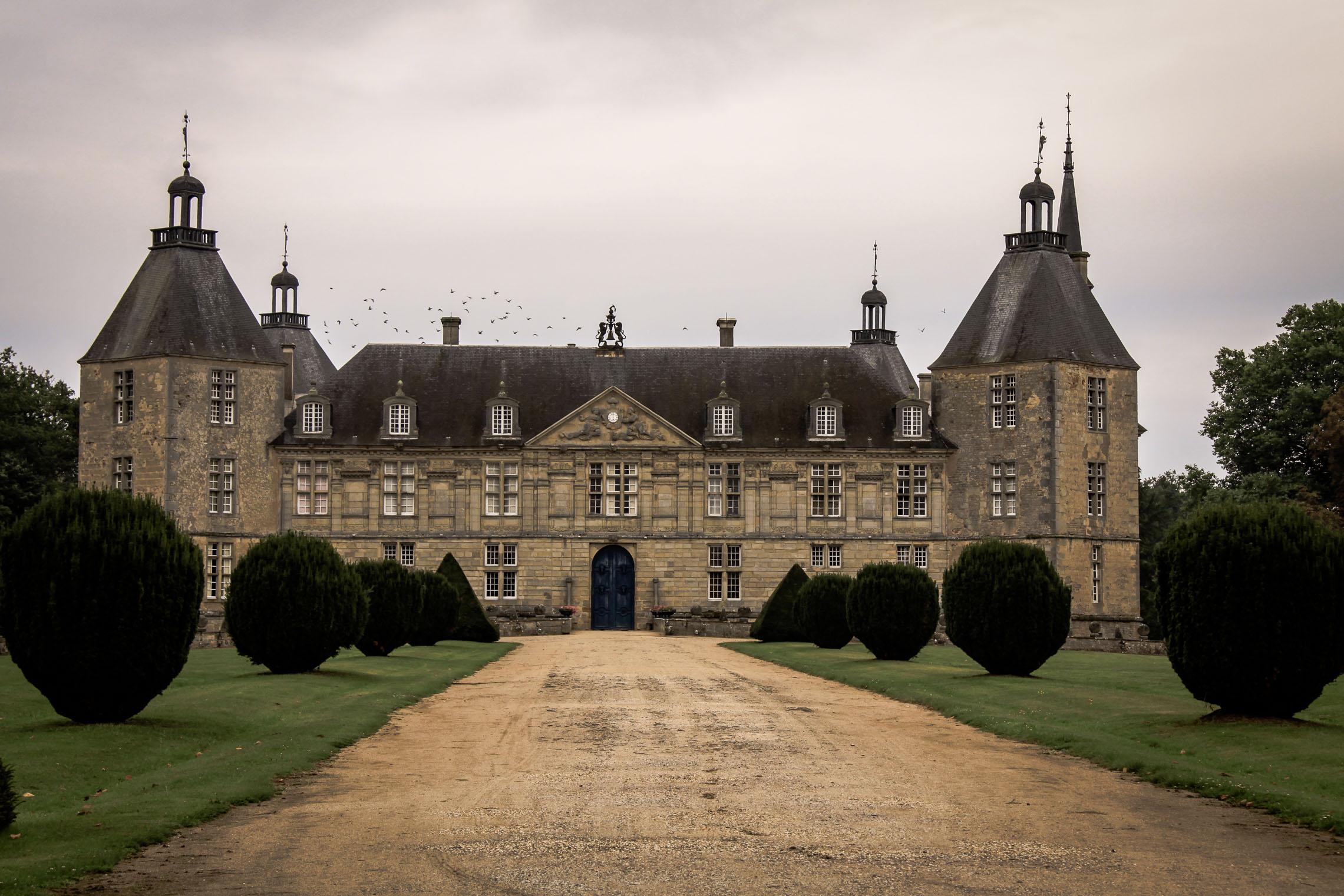 Châteaux et belles demeures de Bourgogne : Château de Sully