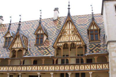 Hospices de Beaune toits décorés (3)