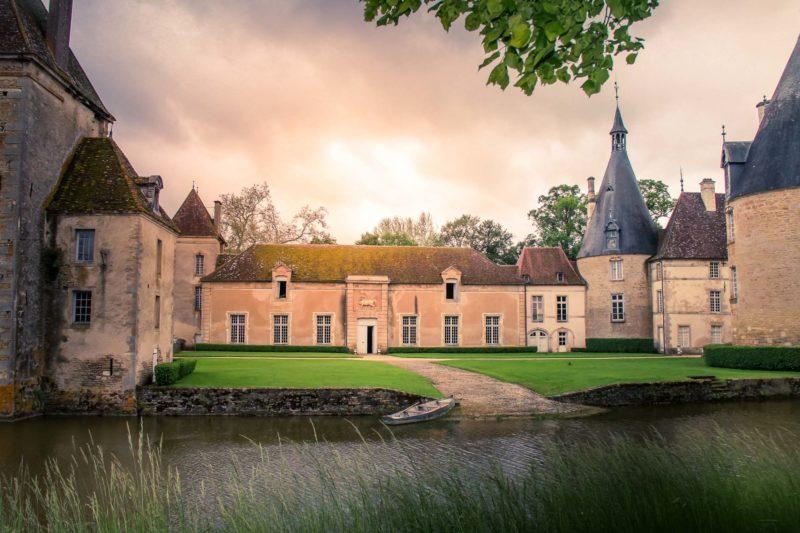 Châteaux et belles demeures de Bourgogne : Château de Commarin (3)