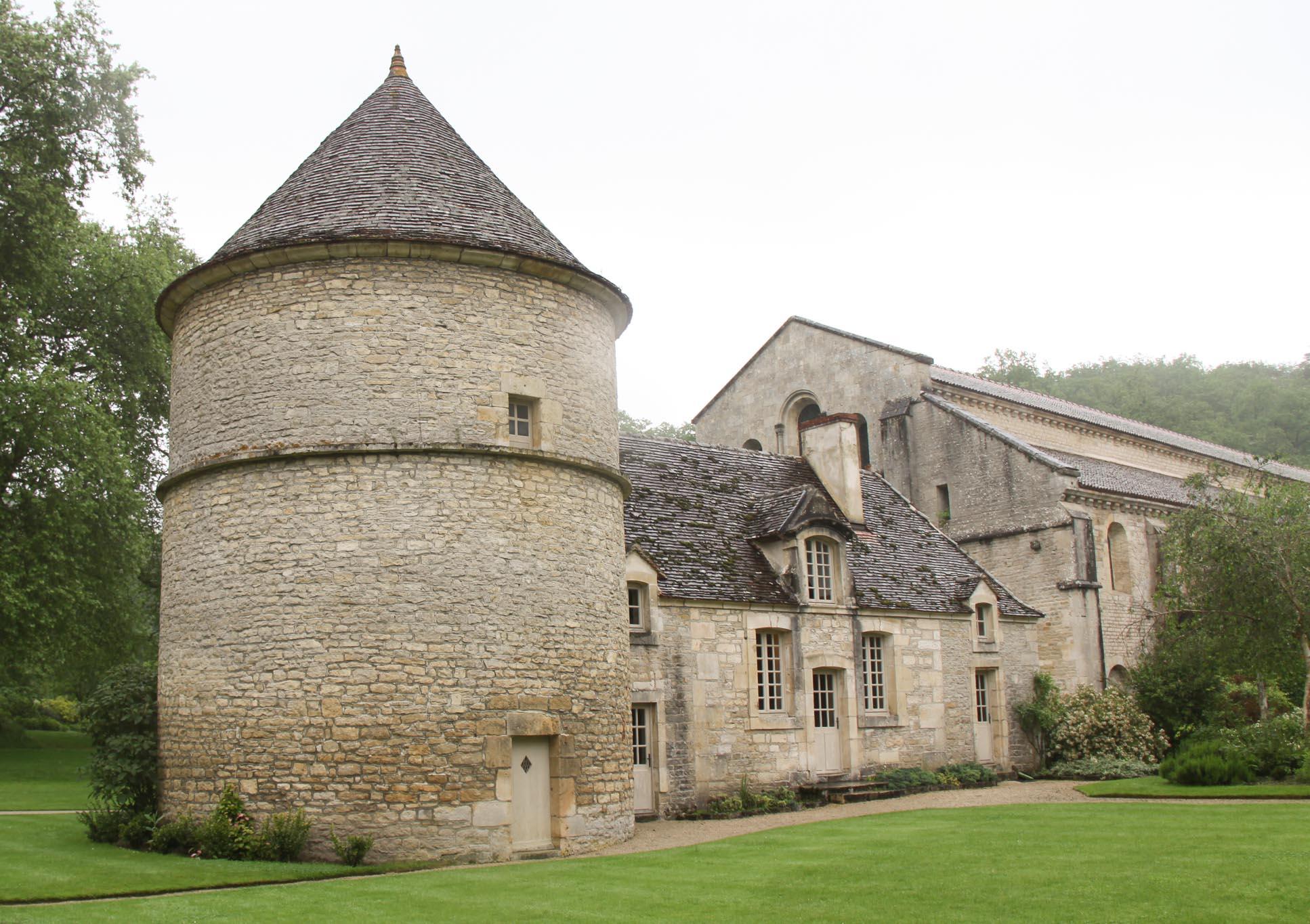 Abbaye de Fontenay le colombier