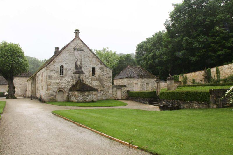 Eglises et abbayes Bourguignonnes : Abbaye de Fontenay