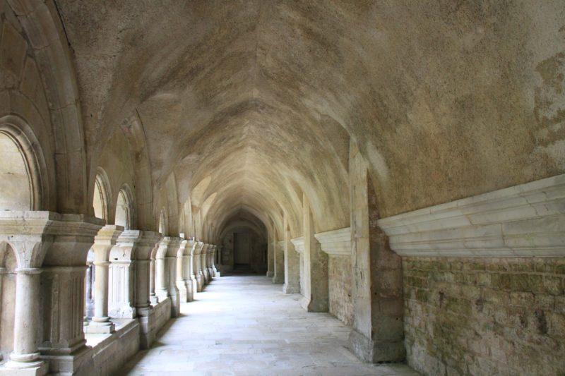 Eglises et abbayes Bourguignonnes : Abbaye de Fontenay (3)