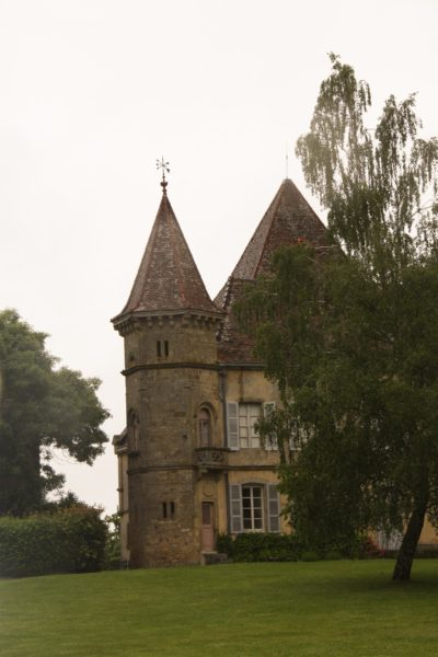 Châteaux et belles demeures de Bourgogne : manoir