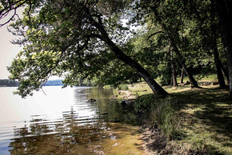 Lac des Settons été 2017