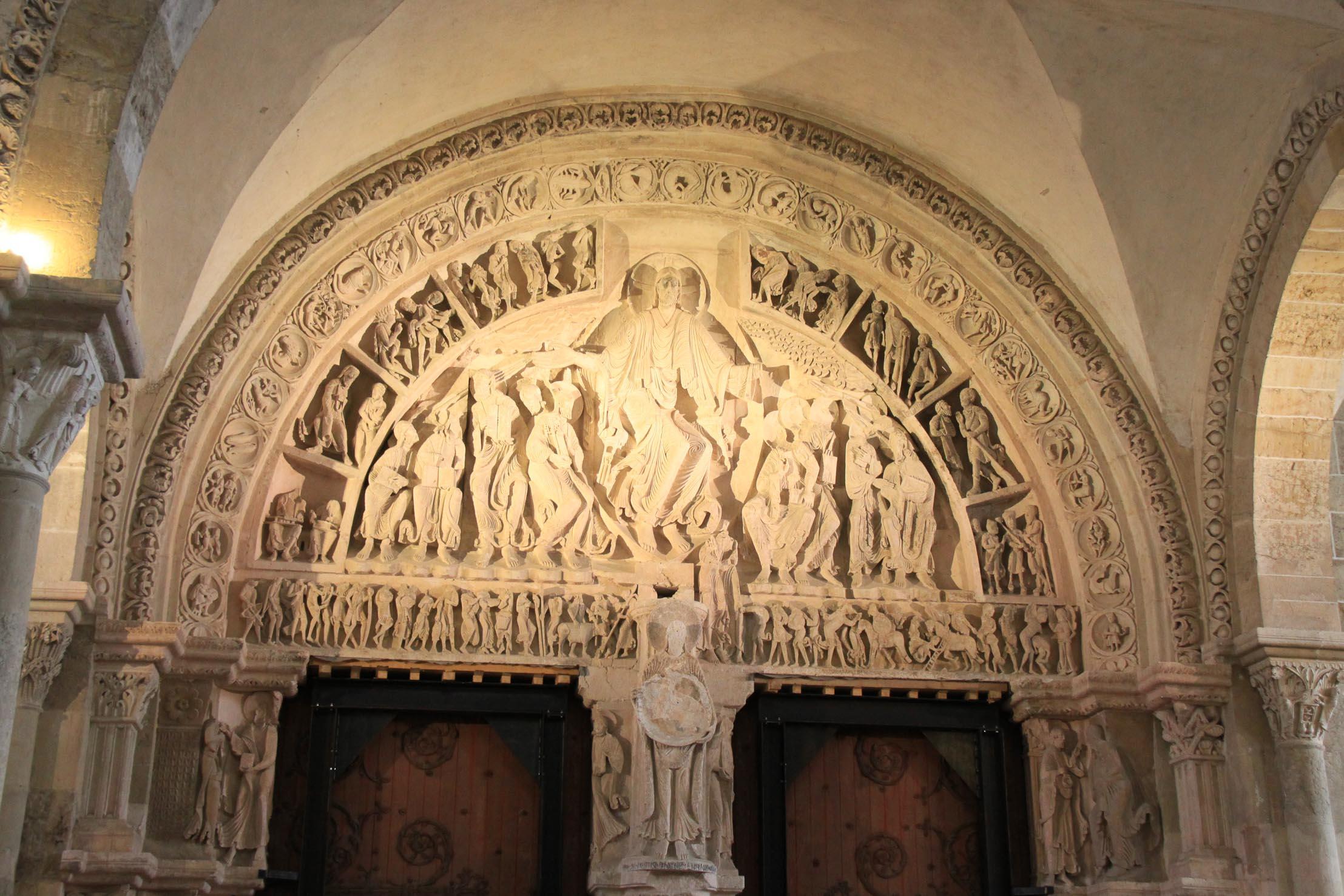 Basilique de Vezelay (6)