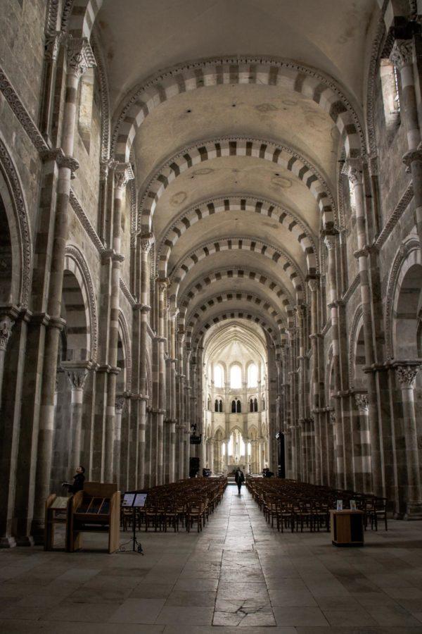 Basilique de Vezelay (2)