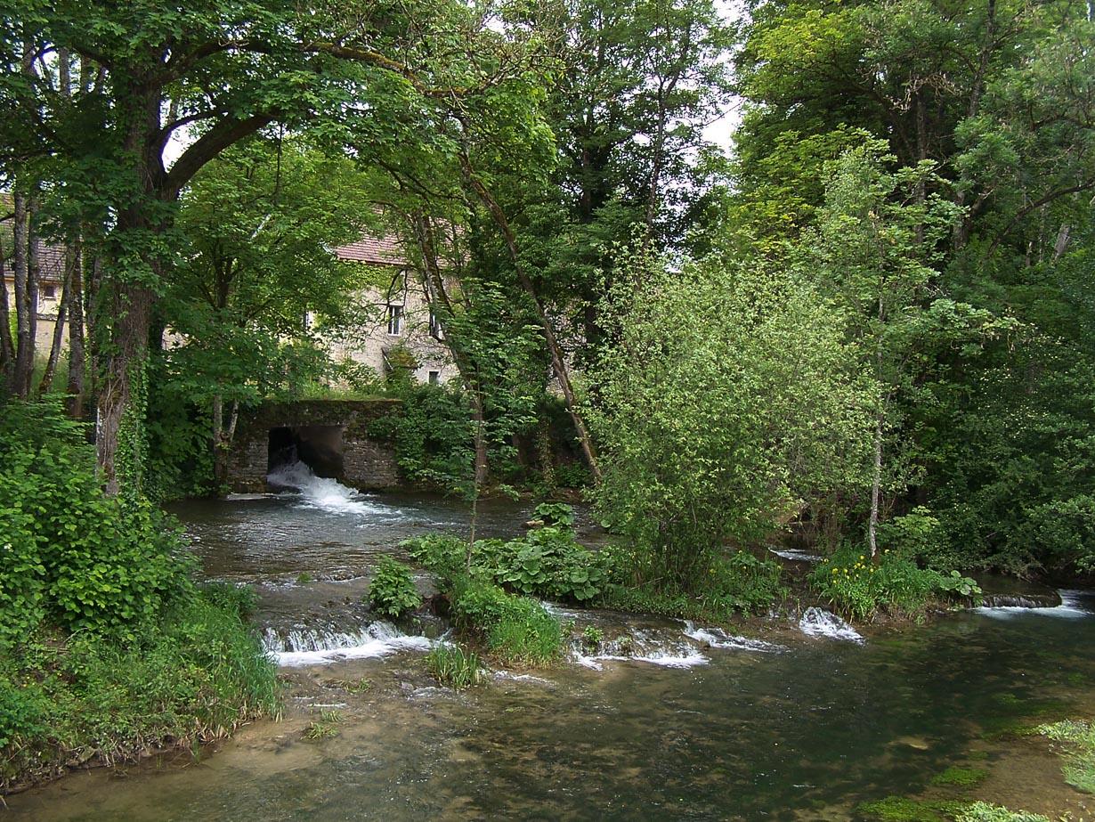 paysages remarquables de bourgogne : Moloy (21) l'Ignon